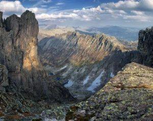Гольцевые вершины