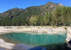 Голубые озера1