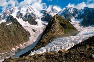 Катунский ледник