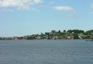 Поселок Таватуй