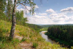 Природа уральских рек