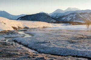 Зима на Дальнем Востоке