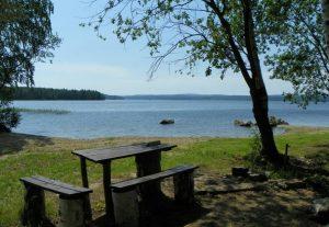База отдыха озеро Таватуй