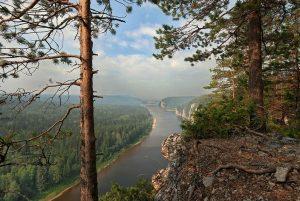 Величие уральских рек