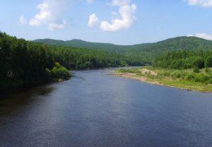Берега рек
