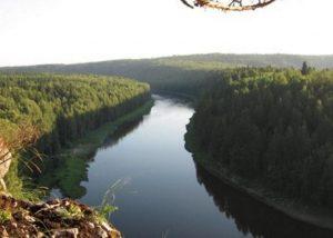 Природный парк Чусовая