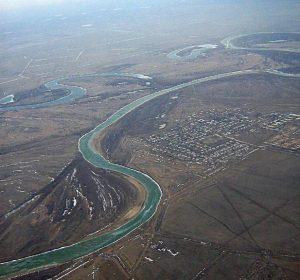 Река Урал Уральск