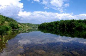 Река Cылва