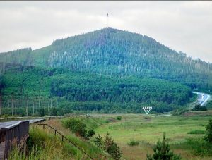 Гора Волхича