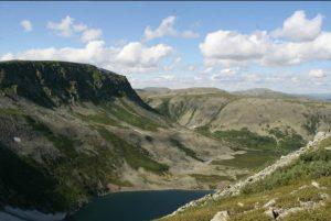 Горы Кемеровской области