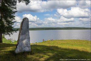 Исток реки Чусовая