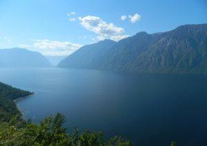 Красота Телецкого озера