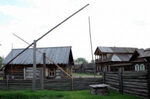 Музей-заповедник в Шушенском
