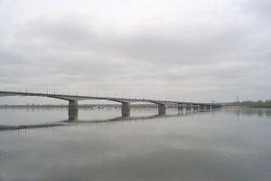 Пермь автомобильный мост