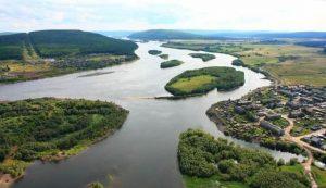 Река Киренга