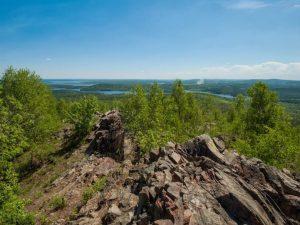 Скалы гора Волчиха