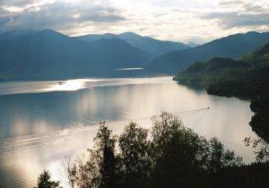 Телецкое озеро заповедник