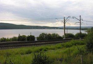 Трансибирская магистраль через Ильменские горы