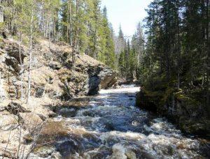 Ущелье Ларькина