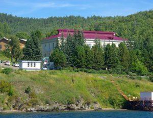 Байкальский музей в Листвянке