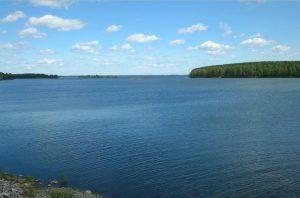 Большие Касли озеро