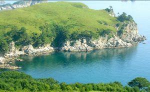 Дальневосточный морской заповедник берега
