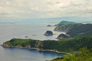 Дальневосточный морской заповедник острова