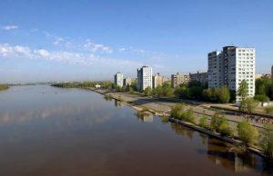 Города на Иртыше
