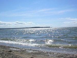 Обское море