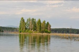Острова Чеберкуль