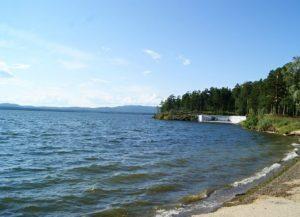 Озеро Иртяш