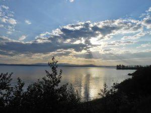Озеро Иртяш отдых