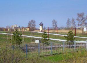 Парк Птичья гавань Омск