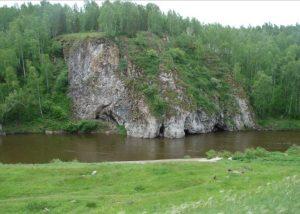 Река Исеть Семь Братьев
