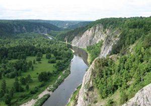 Шульган Таш река Белая