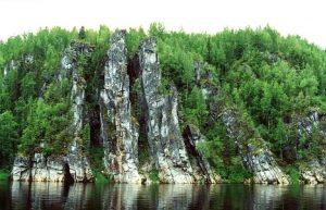 Скалы Вишеры