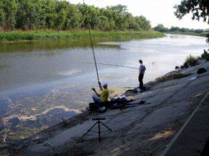 Тобол рыбалка