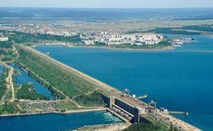 Водохранилище Братской ГЭС