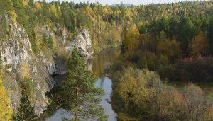 Серга река