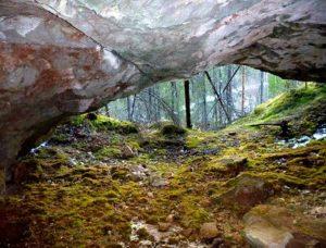 Усть-Кальинская пещера