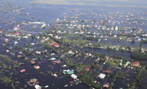 Амур наводнение