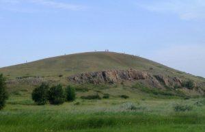 Аркаим Гора Шаманка