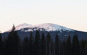 Гора Юрма Южный Урал
