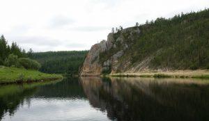 Нижняя Тунгунска Угрюм река