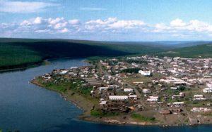 Нижняя Тунгунска поселок Тура