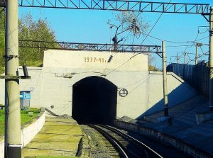 Подводный тоннель через Амур