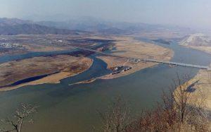 Река Партизанская устье