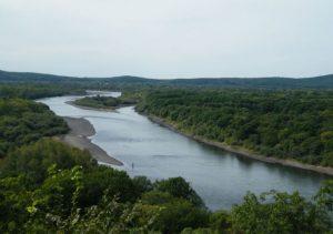 Река Уссури