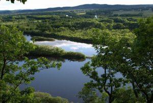 Река Уссури берега