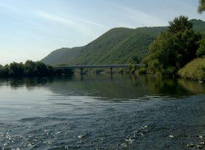 Река Уссури в верховьях